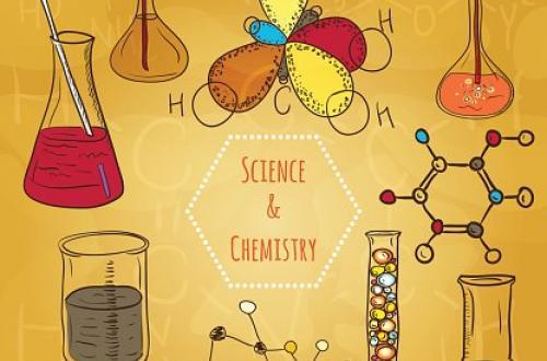 Лекторій для юних хіміків